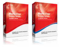 Trend Micro Worry-Free Business Security™